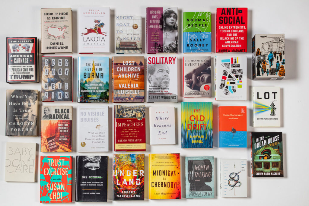 2019: The Most Trending Books to Read